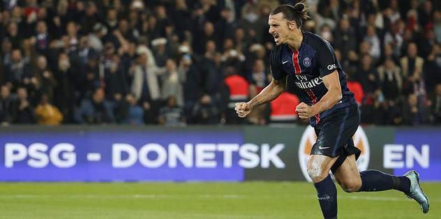 Ibrahimovic tarihe geçti