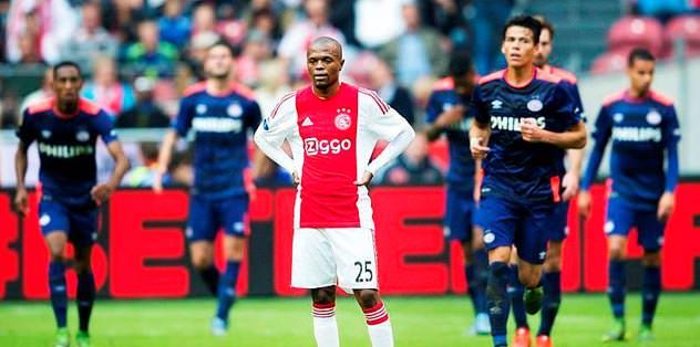 Ajax, derbide yıkıldı