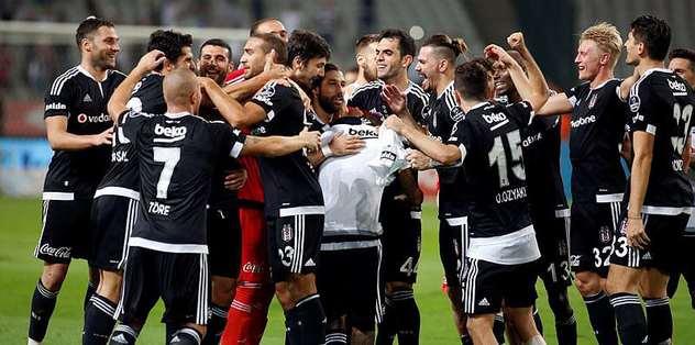 Beşiktaş iki hazırlık maçı yapacak