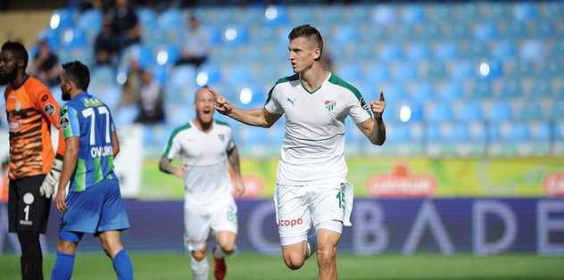 Bursaspor 2 gün izinli