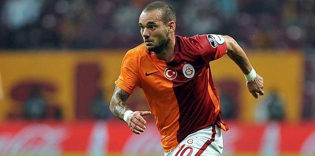 Sneijder'den MLS'ye 'yeşil' ışık