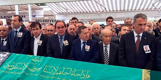 Tuğrul Yenidoğan'a son görev