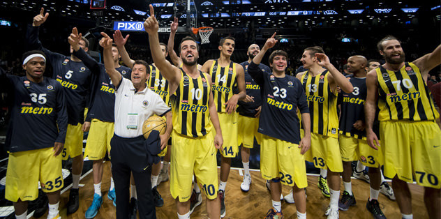Fenerbahce topples Brooklyn Nets