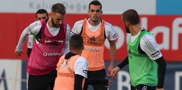 Beşiktaş, Güneş'siz çalıştı