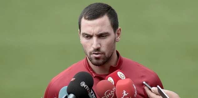 """""""F.Bahçe'ye gol atmak isterim"""""""