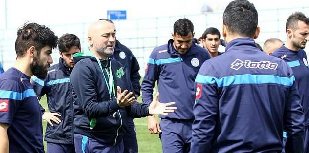 Ç. Rizespor'da Beşiktaş hazırlıkları başladı