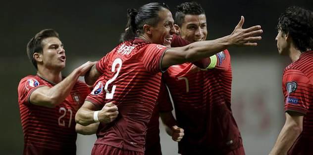 Portekiz, EURO 2016'yı garantiledi