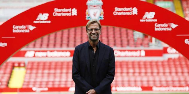 Liverpool çok özel