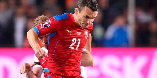 Çekler ilk kez gol atamadı