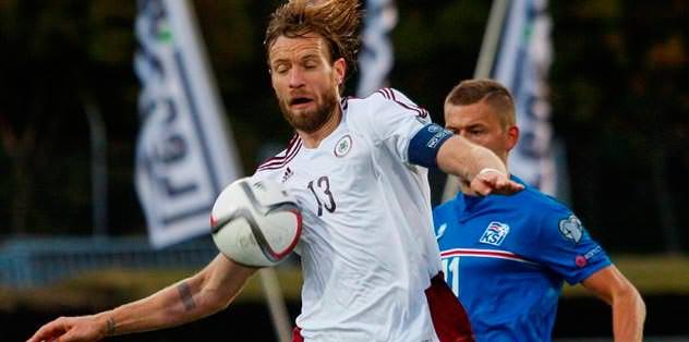 İzlanda başladı, Letonya bitirdi