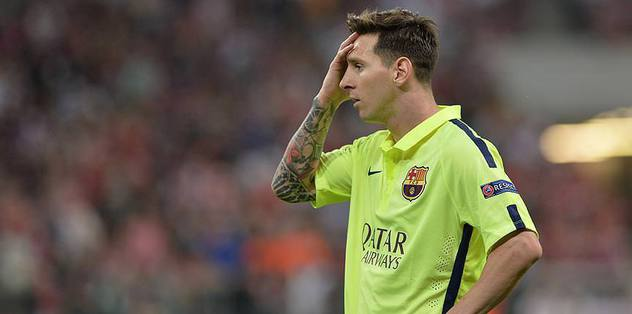 Messi to face tax fraud trial