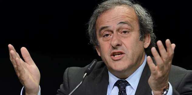 UEFA backs its president Michel Platini