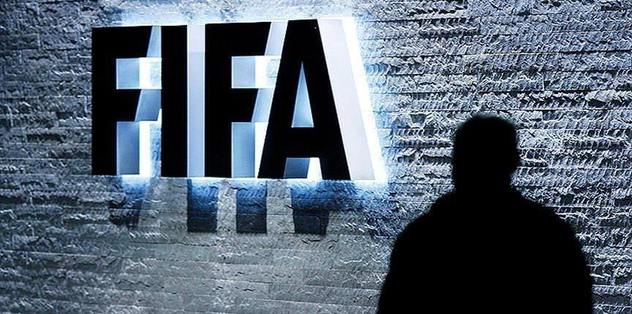 FIFA suspends top official for 90 days