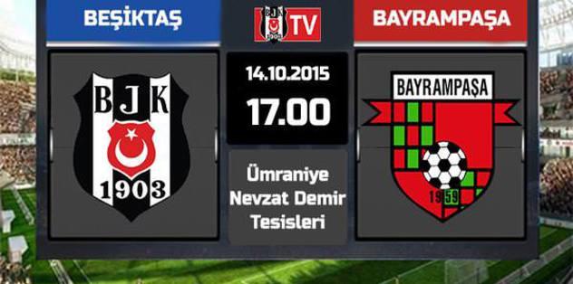 Beşiktaş'ta Çaykur Rize hazırlıkları