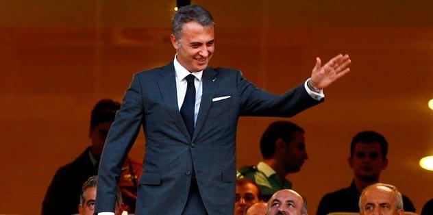 Beşiktaş'tan A Milliler'e tebrik
