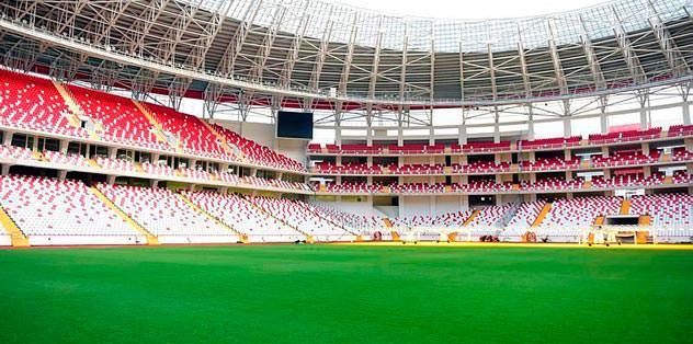 Antalya Arena açılıyor