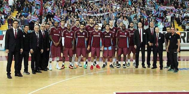 Trabzonspor başarılı sonuçlarını sürdürdü