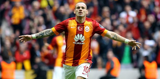 Sneijder 2. kez baba oldu