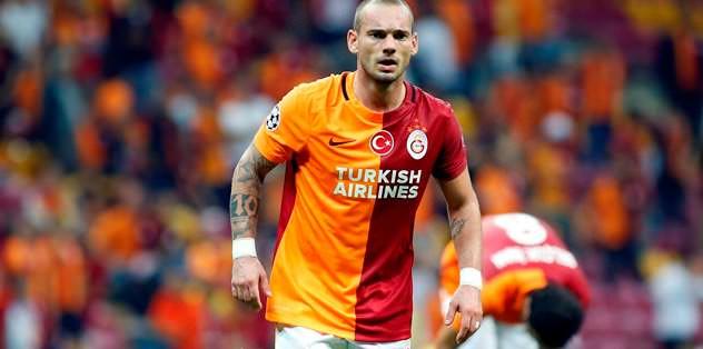 Sneijder oynayacak mı?