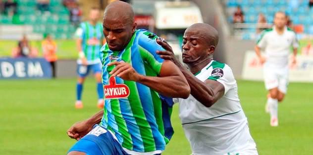 Kweuke: Telafi maçımız