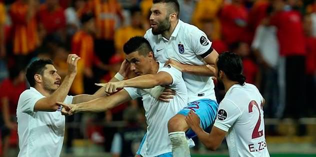Trabzon'un gururu