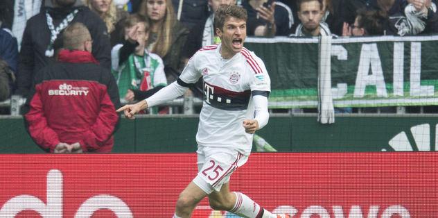Bayern seriye devam dedi
