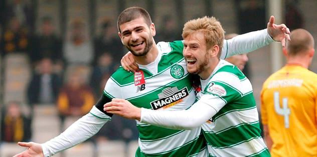 Celtic tek golle aldı