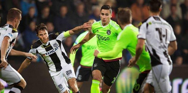 Ajax galip: 2-0