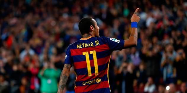 Neymar Barçaladı: 5-2
