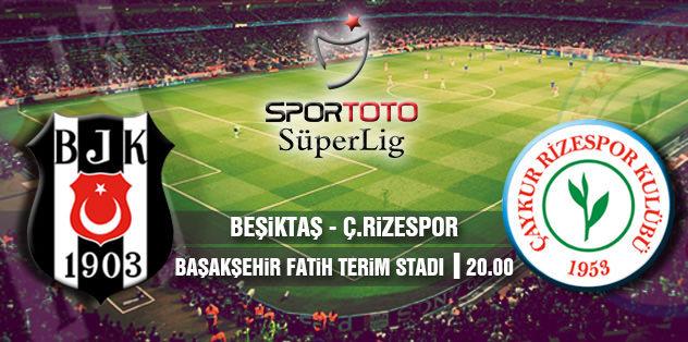Beşiktaş-Ç.Rizespor