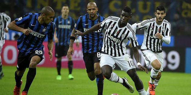 Inter ile Juve yenişemedi