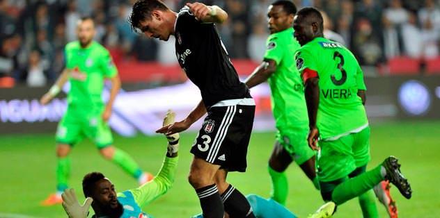 Gomez rüzgarı dindi