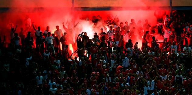 Benfica cezadan kurtuldu