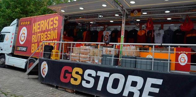 GS Store soyuldu