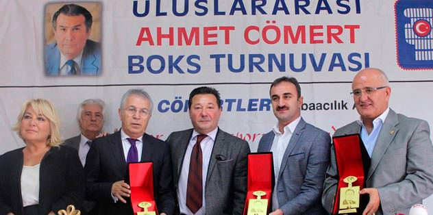 Ahmet Cömert start alıyor