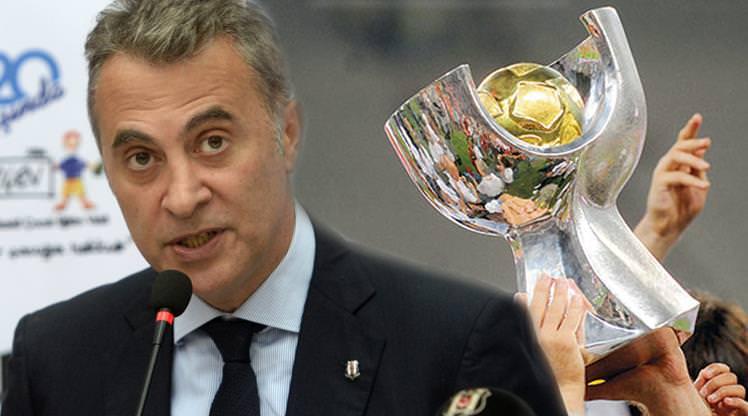 Süper Kupa'yı zevkle oynarız