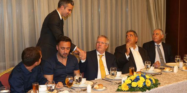 Fenerbahçe'den moral yemeği