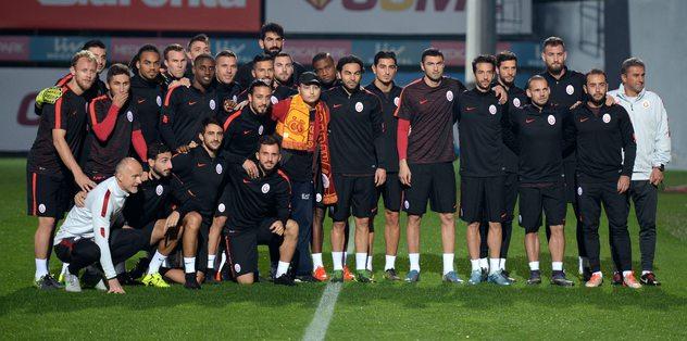 Aslan, Benfica maçına hazır