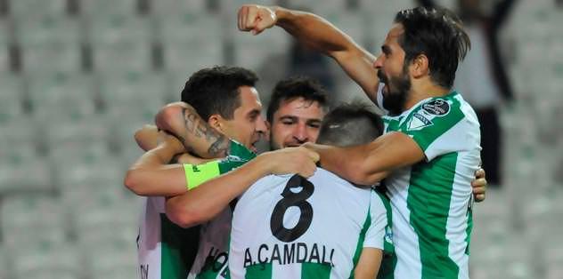 Tarihin en iyi Konyaspor'u