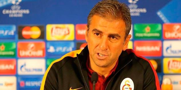 Hamzaoğlu: Avrupa Ligi'ni istemiyorum