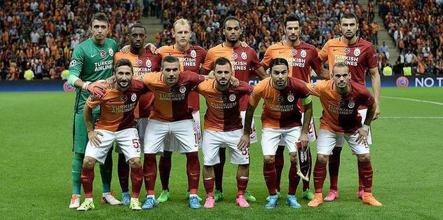 Galatasaray 'favorites' in Benfica draw
