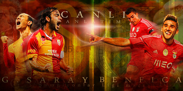 Galatasaray - Benfica