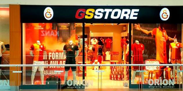 GS Store rekor kırdı