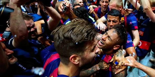Barça'dan rekor bütçe: 633 milyon euro!