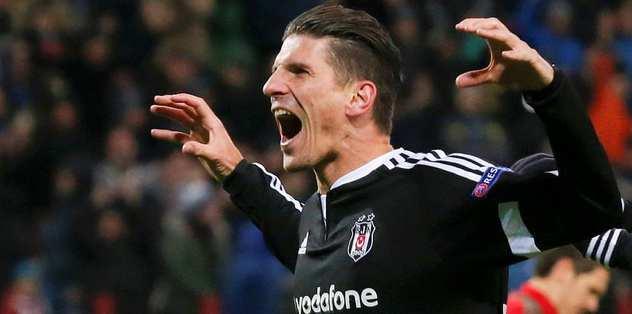 Besiktas draws with Lokomotiv
