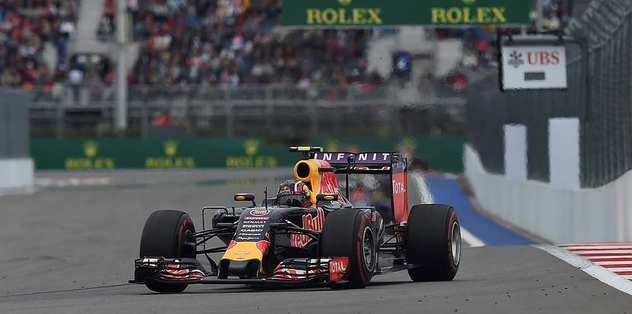 Formula 1 ABD'de devam ediyor