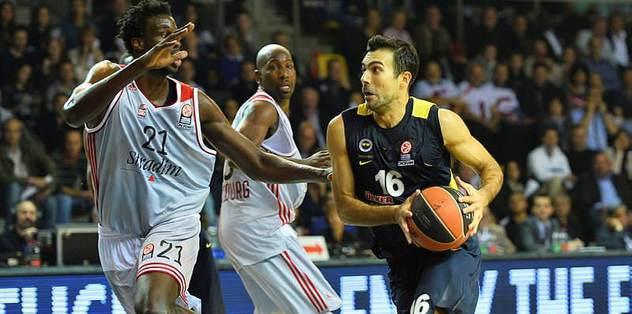 Fenerbahçe, Fransa'da dağıldı