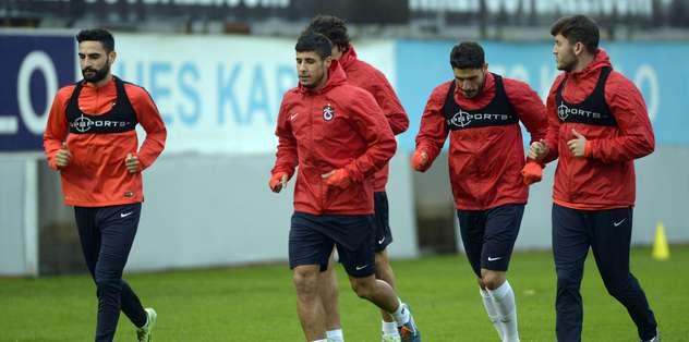 Trabzon'da Antep mesaisi başladı