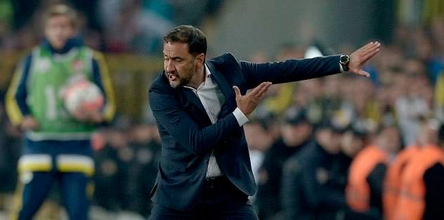 Pereira'dan Ajax kadrosu