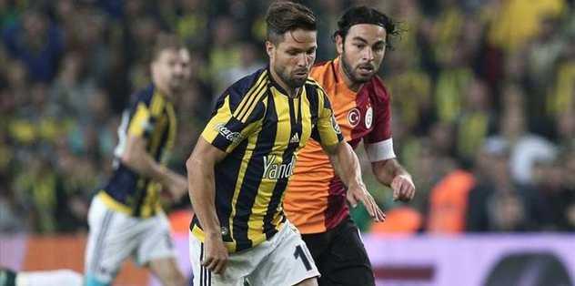 Galatasaray snatches late draw